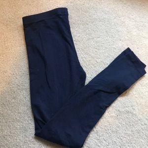 3/$10 F21 Navy Leggings